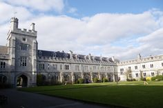 CORK, la Venise d'Irlande & ses alentours #1 - Bidule et Cocotte UCC University College Cork