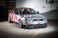 1995 Audi Quattro Super Tourer - Ex Hans Stuck - Silverstone Auctions
