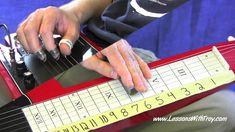 AMAZING GRACE - C6 Lap Steel Lesson Online by Troy Brenningmeyer Pedal Steel Guitar, Slide Guitar, Real Steel, Cigar Box Guitar, Guitar Pedals, Mandolin, Sound Of Music, Amazing Grace, Troy