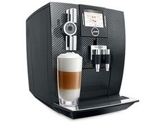 32 best jura volautomaten images on pinterest coffee maker machine jura impressa j9 one touch tft ultiem design uitgevoerd in carbon koffieblom fandeluxe Images