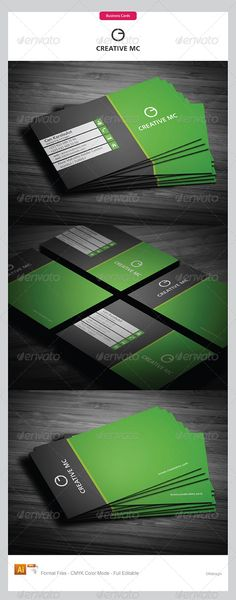 Corporate Business Cards 325