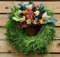 Floral Wreath, Rest, Wreaths, Fall, Christmas, Inspiration, Home Decor, Autumn, Yule