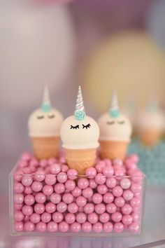Dream, Believe & Wish Pastel Unicorn Birthday Party on Kara's Party Ideas | KarasPartyIdeas.com (7)