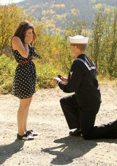 The Proposal of a Lifetime!