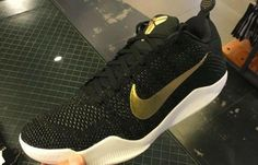 Our First Look At The Nike Kobe 11 Elite GCR - Taiwan limited only!!! :))))