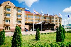 Admiral Hotel Saransk Located a 10-minute walk from Sovetskaya Square in Saransk, Admiral Hotel features an indoor pool, a spa and wellness centre and a bar.  All rooms are air-conditioned and come with flat-screen TV with satellite channels, and safety deposit box.