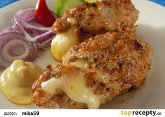 Čevabčiči plněné sýrem recept - ........ https://www.toprecepty.cz/recept/46662-cevabcici-plnene-syrem/
