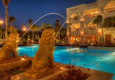 A seven-night holiday at a luxurious hotel by the Red Sea. Includes a swish room, all-inclusive dining, flights and transfers