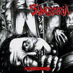 brutalgera: Sangreria - Agonizando [ep] (2015)   Deathgrind