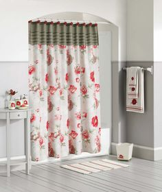 Beautiful 74 Inch Long Shower Curtain Liner