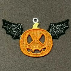 FSL Halloween Collections 4 - 4x4 | FSL - Freestanding Lace | Machine Embroidery Designs | SWAKembroidery.com
