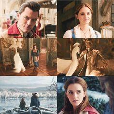 Emma Watson en La Bella y la Bestia ❤❤❤❤❤