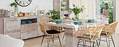 Amuebla tu casa en rebajas, ¡por mucho menos! Decor, Furniture, Cafe, Dining, Dining Table, Table, Home Decor, Office Desk, Desk