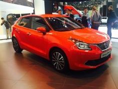 New Maruti Suzuki Baleno (YRA) premium hatchback to be launched on October 26