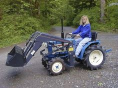 small tractor implements - Google Search