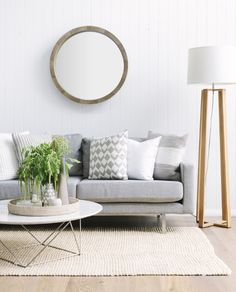 Benson 3 Seater Lounge | Bowerbird Interiors