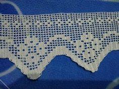 Love Crochet, Filet Crochet, Bedding Sets, Hand Embroidery, Diy And Crafts, Quilts, Pattern, Crochet Shorts, Crochet Dishcloths