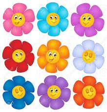 Images Of Flowers In Caricature - Image In Hd 3 HD Wallpapers Teacher Classroom Decorations, Classroom Displays, Classroom Labels, Diy And Crafts, Crafts For Kids, Paper Crafts, Page Borders Design, Birthday Charts, Cartoon Flowers