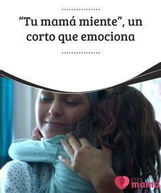 """""""Tu mamá #miente"""", un corto que emociona   """"Tu #mamá miente"""", afirma con cierta insistencia el actor Diego Luna en un #comercial mexicano por el día de la madre que #emocionó a todapersona que lo vio, consiguiendo un brote de lágrimas en la mirada de cada hijo que ama y valora a su madre. Este vídeo ya fue visto por más de cinco …"""