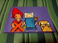 My little sister painted me this! - Imgur
