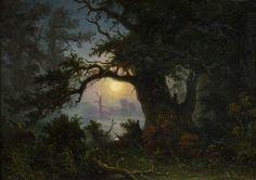 Knud Baade (1808-1879):
