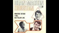 """Dean Martin - """"Houston"""" Reprise E.P. ED 6181-1 (1965)"""