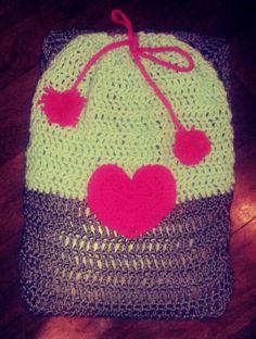 Cobertor Notebook Heart ♥