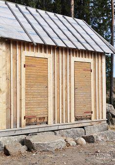 L U N D A G Å R D | inredning, familjeliv, byggnadsvård, lantliv, vintage, färg & form: Uthuset