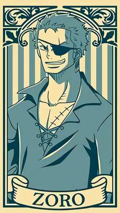 One Piece Roronoa Zoro - Wallpaper World One Piece Anime, One Piece 2, One Piece Series, Zoro One Piece, One Piece Images, Manga Anime, Anime Nerd, Roronoa Zoro, Zoro Nami