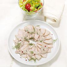 Pollo tonnato mit Romanasalat (5 PP)
