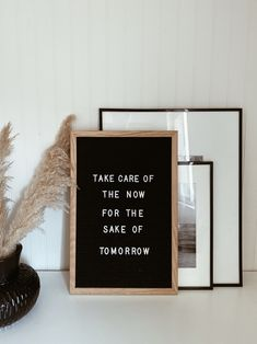 Take care of the now for the sake of tomorrow Campfire Cookies, Chef Quotes, Quote Of The Week, Take Care, Instagram, Campfire Biscuits