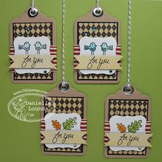 Cute For You gift tags