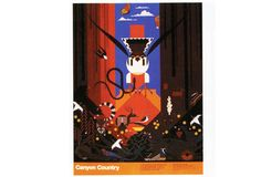 Shop — Posters — Canyon Country Poster — Charley Harper Prints