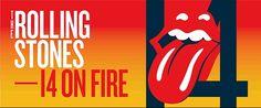 """The Rolling Stones kommen 2014 nach Deutschland - Die Rolling Stones haben heute bekanntgegeben, dass sie im Juni zwei spezielle Konzerte in Deutschland geben werden: Im Rahmen ihrer """"14 ON FIRE""""-Tournee spielen die Stones am Dienstag, 10. Juni auf der Berliner Waldbühne und am Donnerstag, 19. Juni in der Düsseldorfer Esprit Arena."""