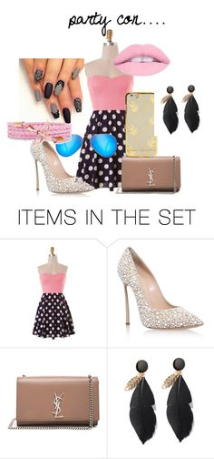 """""""Senza titolo #355"""" by virginia-san ❤ liked on Polyvore featuring art"""
