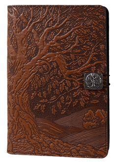 Leather iPad Mini Cover | <br/>Tree of Life | <br/>3 Color Choices