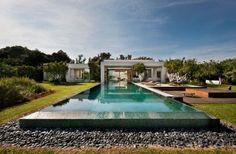 villa moderne avec piscine intéressantes