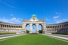 Arc du Cinquantenaire, Brussels, Belgium  © VanderWolf Images | Dreamstime