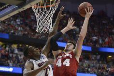 ESPN ranks Frank Kaminsky No. 1 player in college basketball-- #CollegeBasketballWisconsinBadger