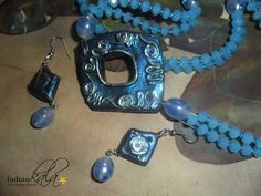 Ethnic Blue Coral