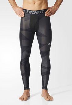 783b0d8e7c adidas Performance Caleçon long - utility black black - ZALANDO.FR Workout  Leggings