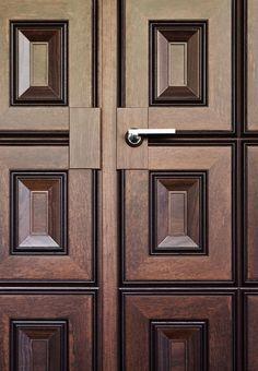 60 new Ideas main door handle design modern Wooden Door Design, Main Door Design, Front Door Design, Entrance Design, Front Door Handles, Wood Front Doors, Wooden Doors, Main Entrance Door, House Entrance
