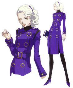 Margaret - Characters & Art - Persona 4