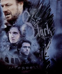 House Stark ~ Game of Thrones Fan Art