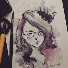 01 inktober #mekaworks #inktober #drawing