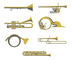 Strange saxophones — IL n°44 by alconic, via Flickr