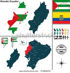 Colombia map on a world map with flag on white background vector map of nottinghamshire in east midlands united kingdom with regions and flags buy this stock vector on shutterstock find other images gumiabroncs Choice Image