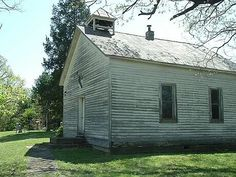 Liberty Ridge Church in Hocking Hill County, Ohio.