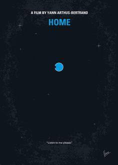 Home (2009) ~ Minimal Movie Poster by Chungkong #amusementphile
