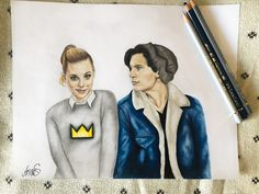 Betty cooper and jughead jones riverdale drawing- bughead fa Riverdale Cheryl, Bughead Riverdale, Riverdale Memes, Betty Cooper, Riverdale Comics, Riverdale Poster, Riverdale Betty And Jughead, Betty & Veronica, Riverdale Cole Sprouse
